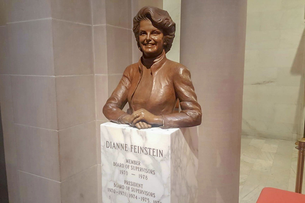 Dianne Feinstein, San Francisco Mayor